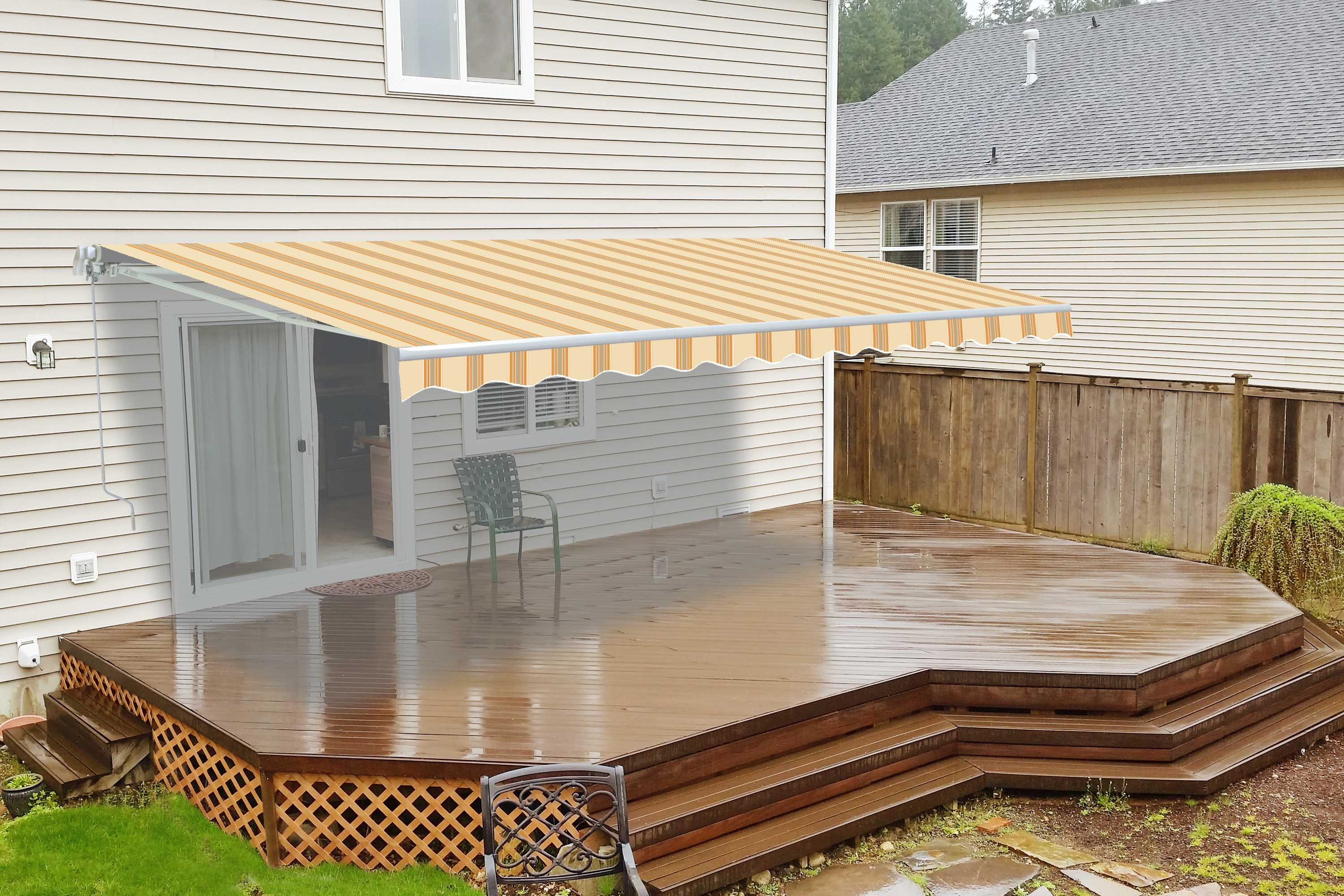 Build Your Own Awning Frame
